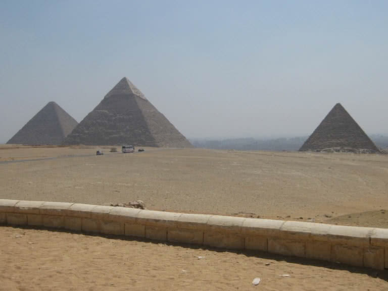 reat pyramid of giza