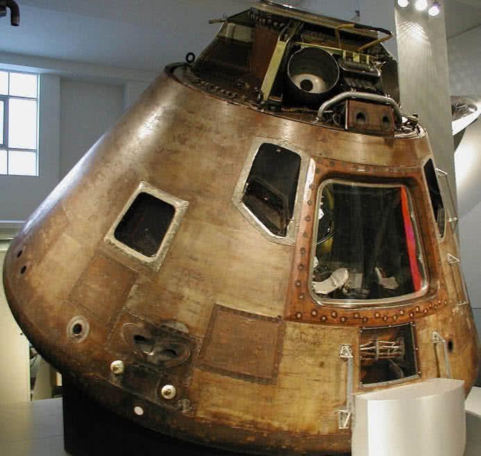 apollo high school space capsule - photo #43