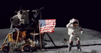 manned moon missions
