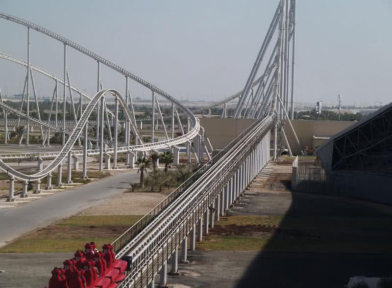 فرمول rossa غلتکی coaster