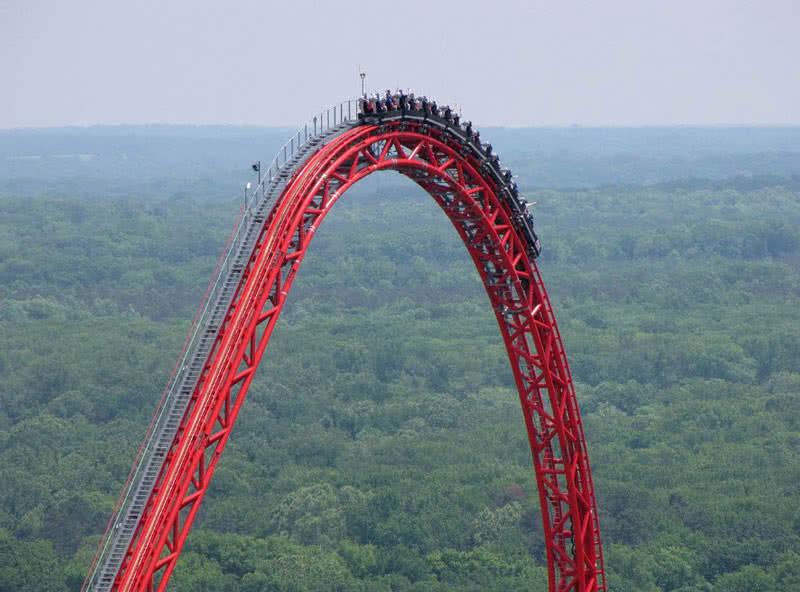 intimidator 305 roller coaster