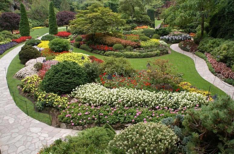 باغ بوتچارت،