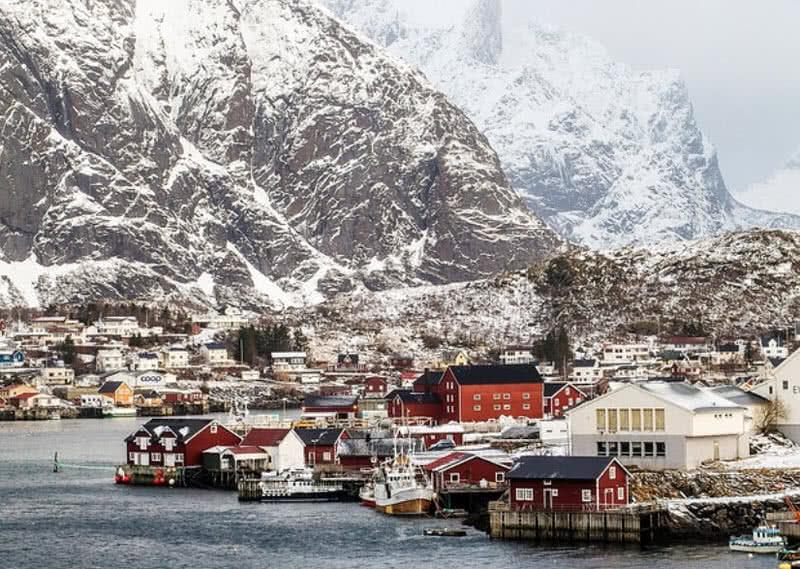 روستاهای زیبای اروپا